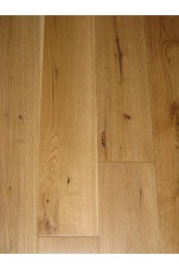 Alaska Solid White Oak 125mm RL UV - €45.08 per Meter €66.76 Per Box including VAT